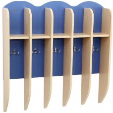 5 vietų rankšluostinė, mėlyna GM 099167