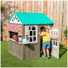 Vaikiškas medinis namelis NS 419