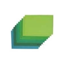 """Dekorativinių pūtų rinkinys """"Žali atspalviai"""", BM 300391"""