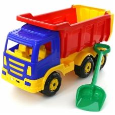 Didelis sunkvežimis su kastuvu NS 9844