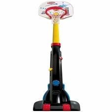 Didelis vaikiškas, reguliujamo aukščio krepšinio stovas 4339