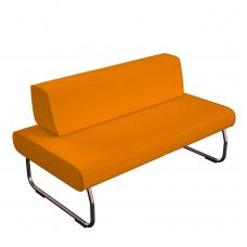 Dvivietė modulinė sofa su atlošu BM 834010