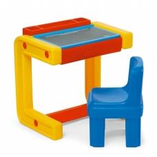 Edukacinis vaikiškas staliukas su kėdute rašymui 30400