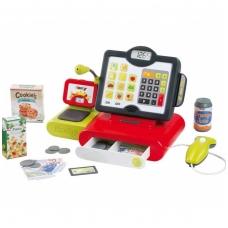 Elektroninė vaikiška kasa su atributais NS 350102