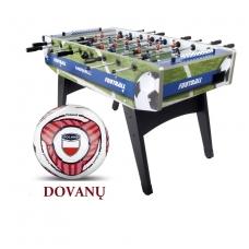 """Futbolo stalas """"Merkell system""""+ kamuolys dovanų"""