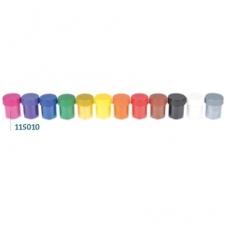 Guašas, 12 spalvų rinkinys BM 115010