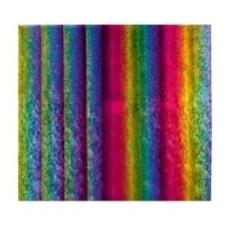 """Holografinės plėvelės rinkinys """"Vaivorykštė"""", BM 300026"""