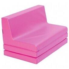 Išskleidžiama sofa - įvairių spalvų