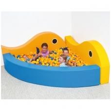 """Kampinis kamuoliukų baseinas """"Žuvytės"""", 4529011"""