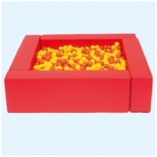 """Kamuoliukų baseinas """"Raudonas kvadratas"""", 4529008"""