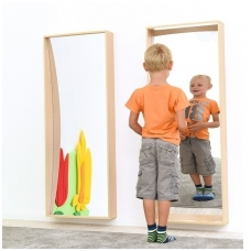 Kreivas veidrodis, BM 100964