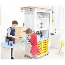 Laboratorinis stalas- spinta XXL BM 099278