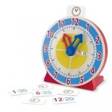 Laikrodis su užduočių kortelėmis NS 14284