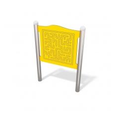 "Lauko edukacinė sienelė ""Labirintas II"", 4116"