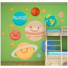 """Lipdukas sienom """"Planetos 1"""""""