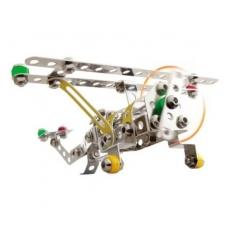 """Metalinis konstruktorius """"AIR SCOUT. Aeroplanas"""" 5906018012651"""