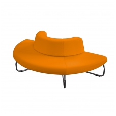 Modulinė sofa su atlošu BM 834080