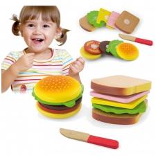 """Mokomasis modelis """"Hamburgeris ir Sumuštinis"""", NS 50810"""