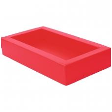 NAUJIENA. Vaikiška lovytė su čiužiniu, BM 101302(raudona)