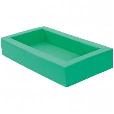 NAUJIENA. Vaikiška lovytė su čiužiniu BM 101305 (žalia)