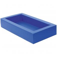 NAUJIENA. Vaikiška lovytė su čiužiniu BM 101310 (mėlyna)
