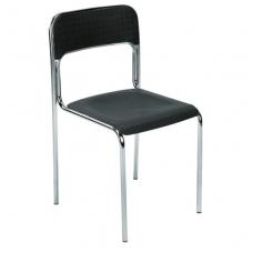 """Plastikinė kėdė """"Jumbo"""", juoda"""