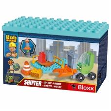 """Plastikinės kaladėlės dėžutėje  """"Statybininkas Bobas"""" 57121"""