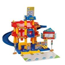Plastikinis vaikiškas garažas NS 37893