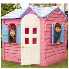 Plastikinis vaikiškas namelis 440R