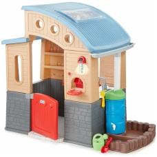 """Plastikinis vaikiškas namelis """"Ekologija"""" 640216"""