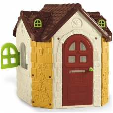 Plastikinis vaikiškas namelis NS 10962