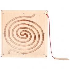 """Sensorinė - manipuliacinė priemonė """"Magnetinis labirintas"""", BM 118266"""