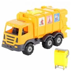 Vaikiškas šiukšliavežis su konteineriu NS 71743
