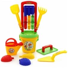 """Smėlio žaislų rinkinys """"Mix"""" NS 42224"""