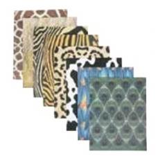 """Spalvoto popieriaus rinkinys su skirtingais motyvais """"Žvėreliai"""", 40 vnt. BM 6100018"""