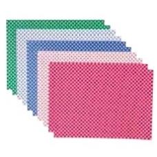 Spalvoto popieriaus rinkinys su taškais 10 vnt. BM 300091