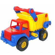 Sunkvežimis su tyliai važiuojančiais ratais NS 37916