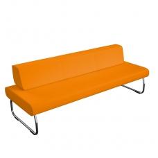 Trivietė modulinė sofa su atlošu BM 834024
