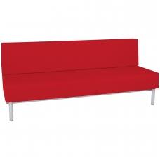 Trivietė sofa su atlošu BM 101451