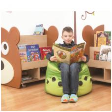 """Vaikiška bibliotekos lentyna """"Meškinas"""" 6512230"""