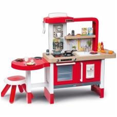 """Vaikiška plastikinė virtuvė """"Evolutive Grand Chef""""  su 43 elementais, NS 312301"""