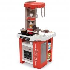 """Vaikiška plastikinė virtuvė """"Tefal Studio"""" su 27 elelmentais NS 311042"""