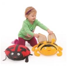 """Vaikiška sedėjimo pagalvė """"Bitė"""" 4640943"""