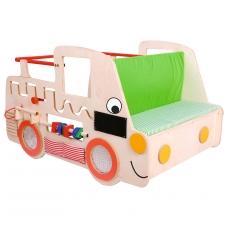 """Vaikiška sensorinė priemonė """"Automobilis"""""""