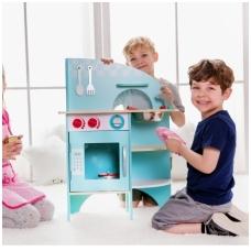 """Vaikiška virtuvėlė su priedais """"Julius"""" NS CW4157"""