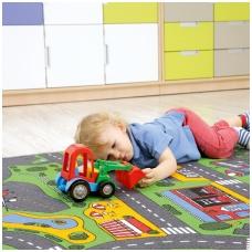 """Vaikiškas edukacinis kilimas """"Kelias"""" 016007"""