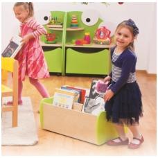 Vaikiškas knygų konteineris GB 4122104