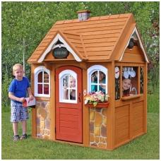 Vaikiškas medinis namelis NS 00401