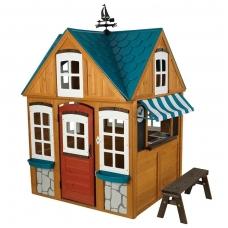 Vaikiškas medinis namelis NS 10025