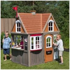Vaikiškas medinis namelis NS P280093
